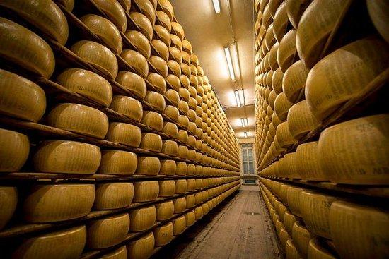 Los secretos de Parmigiano Reggiano