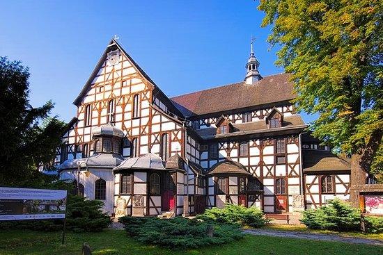 Wroclaw aux églises de la paix de Swidnica et de la demi-journée de...