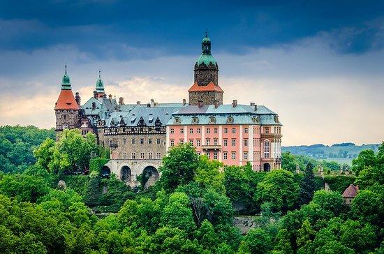 Wroclaw: Ksiaz Castle privat tur inkludert billetter