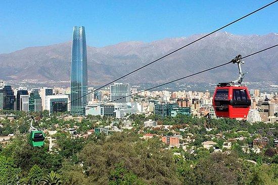 city tour por santiago