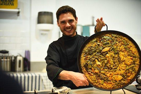 Cours de cuisine espagnole et visite...