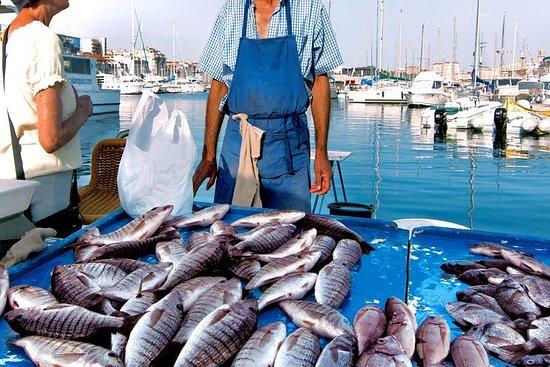 巴里當地居民的當地市場參觀和私人烹飪班