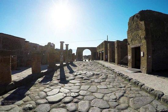 Private Pompeii And Amalfi Coast From