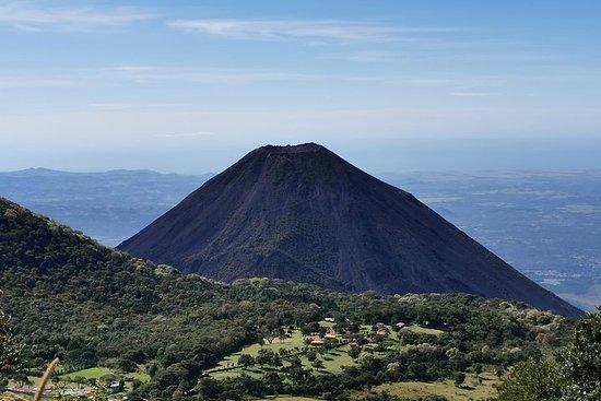 Trekking Izalco Active Volcano...