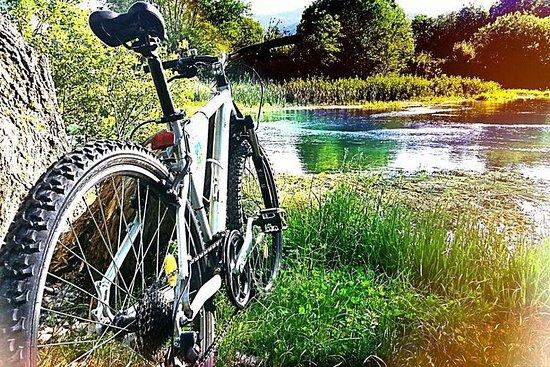 乘坐自行車遊覽阿布魯佐