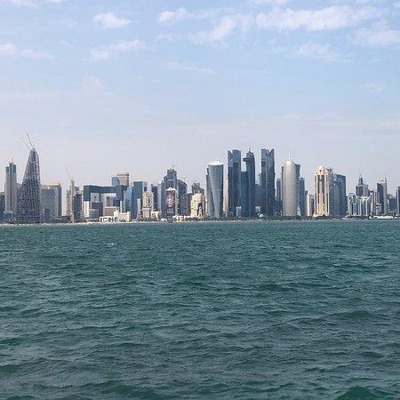 Doha - Qatar Museu de arte islâmica e Souk wakif ,  cidade encantadora