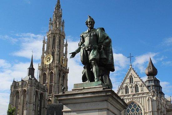 Excursion privée d'une journée à Anvers...