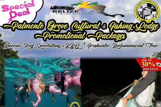 Bze Carib Warrior: mergulho com snorkel...