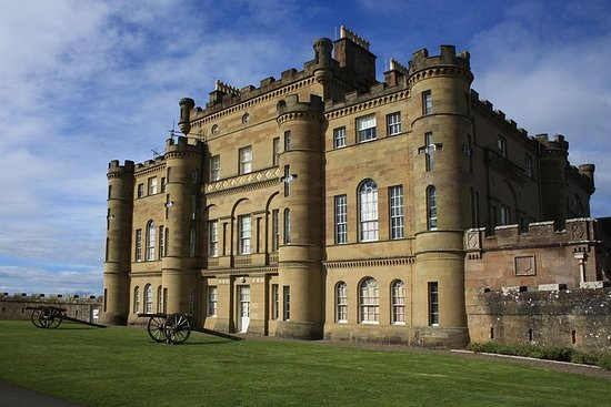 Culzean Castle, Burns Country & the Ayrshire Coast Small-Group Tour...