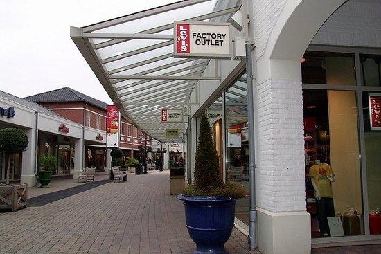 Tour privado a Designer Outlet Roermond