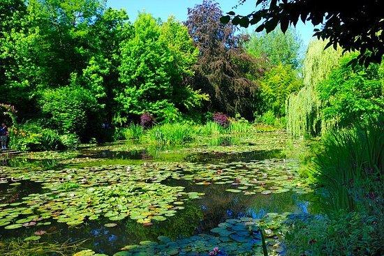 Giverny - Auvers Van Gogh Full dag Privat guidet tur fra Paris