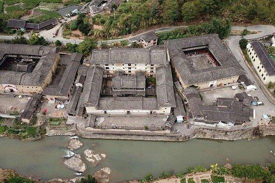Bilde fra Kombinasjon: Overnatting i Hakka Tulou pluss 2-veis transfer fra Xiamen