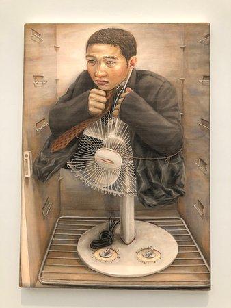 JC Contemporary  - exhibition artwork
