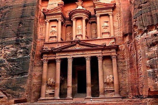 En dagstur till Petra från Amman