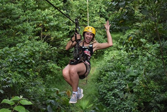 GO Canopy GO Zip Line