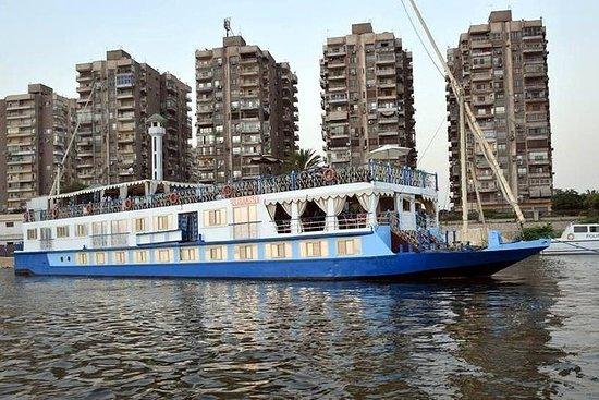 4 Days 3 Nights Dahabiya Nile Cruise Package from Aswan to Luxor