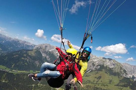 Manado paragliding Tumpa