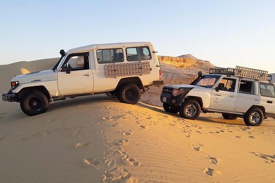 Jebel Qatrani露天博物館的冒險日