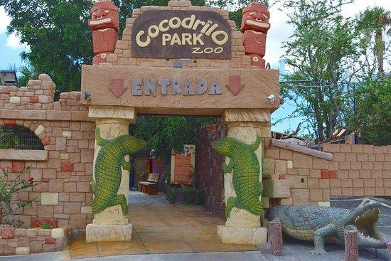 Billet pour le zoo-parc Agüimes Cocodrilo au départ de Gran Canaria
