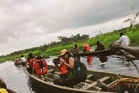 Naturflucht nach Epe Nigeria