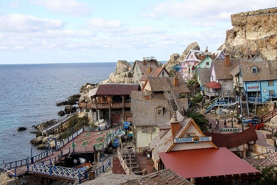 Popeye Village - where the fun begins...