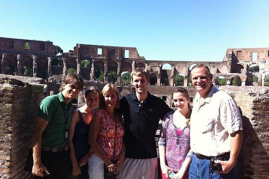 Tour di un'intera giornata a Roma per
