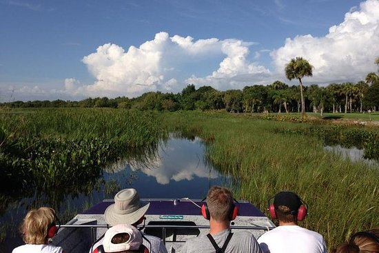 Private Tour: Everglades Adventure Day Trip from Greater Fort...