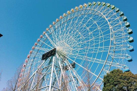 Nagashima Spa Land Billet