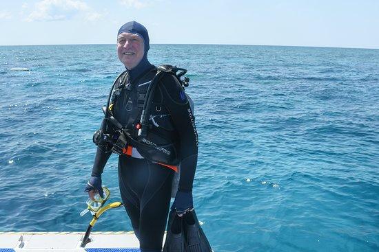 Saxon Reef Dive