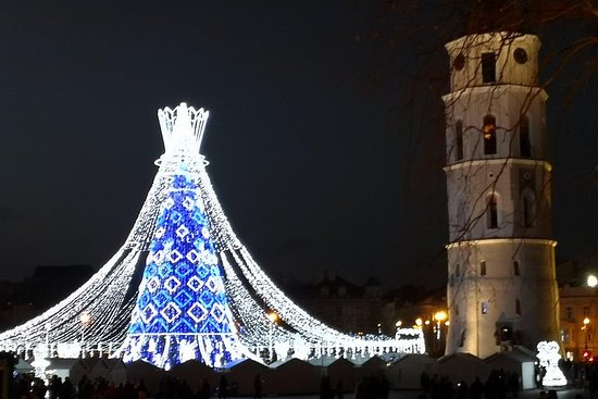 Most Beautiful Christmas Trees of...