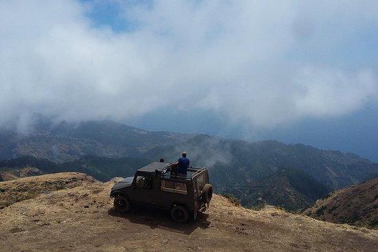 Safari en jeep 4x4 à Porto Moniz, le...