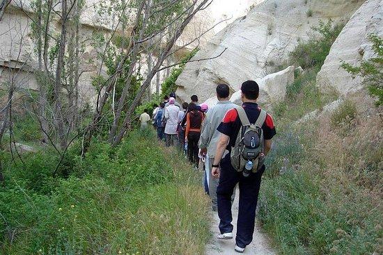 Un trek matinal en Cappadoce