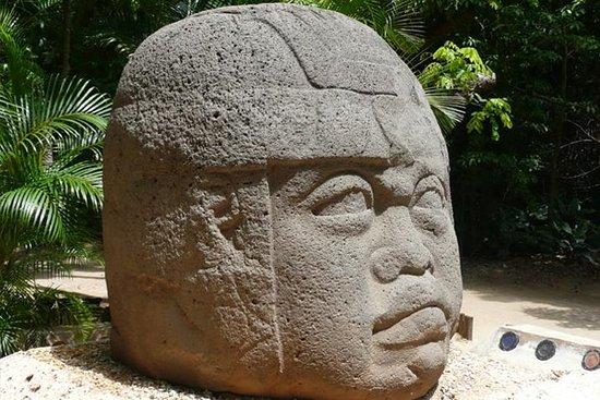 帕伦克的La Venta考古遗址