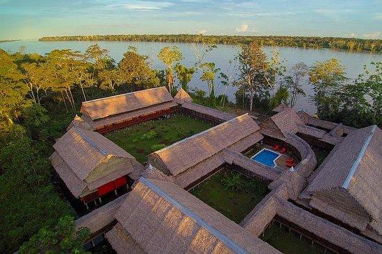 Heliconia Lodgeでの3日間のイキトスアマゾンジャングルアドベン…