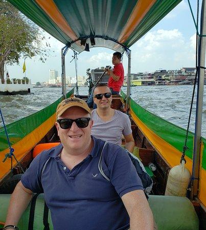 Thonburi klong tours, explore Chao Phraya River the heart of Bangkok!