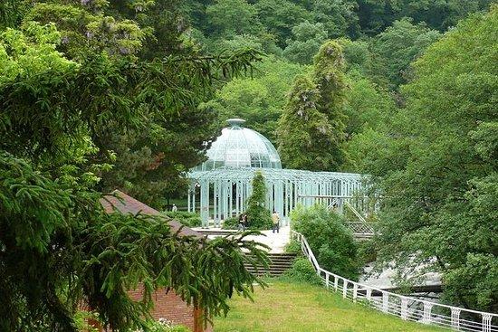 Resorts naturais da Geórgia