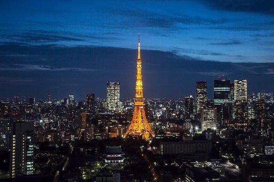 Boleto de entrada a la torre de Tokio