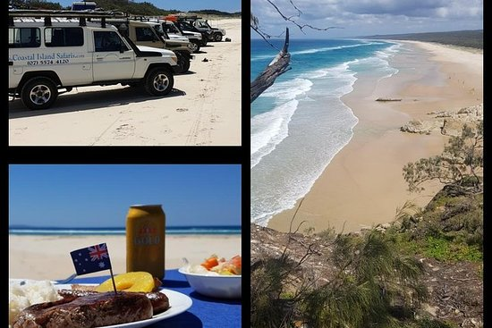 4WD Beach Safari - Brisbane Pick Up