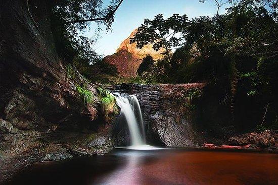 Amboro National Park Overnatturstur fra Santa Cruz