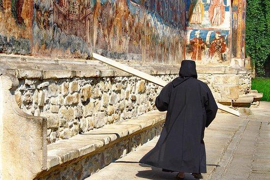 Tour privato di tre giorni di Iasi e dei Monasteri dipinti