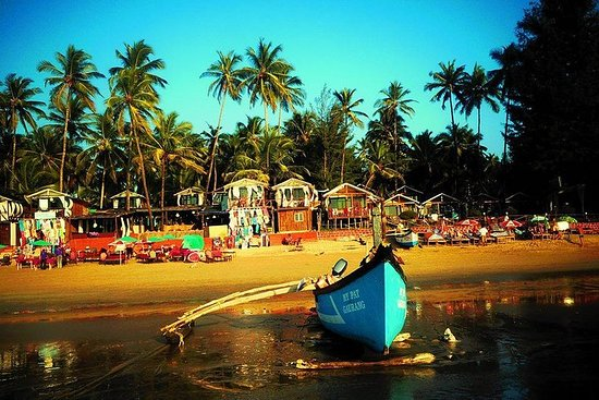 NORTH GOA TOUR- By Luxury AC 2X2 Coach (8:30am to 5:00pm)