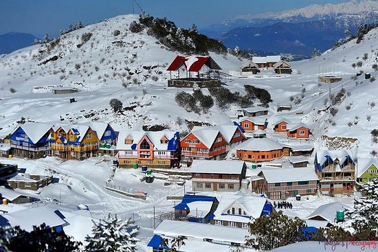 Kalinchowk Guided Private Overnight Tour Package