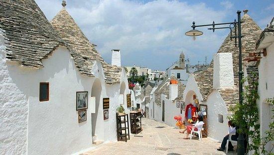 Excursión de 5 días a Puglia...
