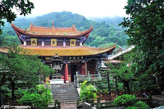 1. Tag Kunming Kurze Wanderung