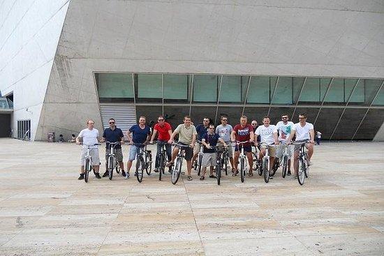 Porto Full Day Bike Tour - 45 KM
