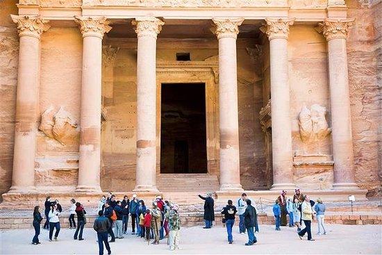 Petra et Wadi Rum 2 jours au départ...