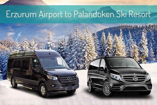 Erzurum Airport to Palandoken Ski Resort Hotels