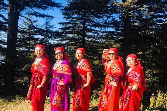 Prachtige Himalaya