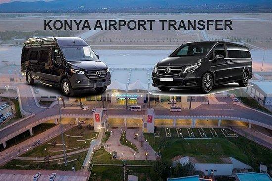 Konya Airport KYA Transfers to Konya City Hotels