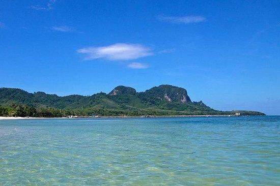 4 ilhas de Lanta + excursão de...